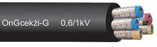 OnGcekżi-G 3x16+10+3x2,5             0,6/1kV