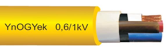 YnOGYek 5x4  500V,50Hz